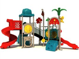 Animal Themed Toddler Playground