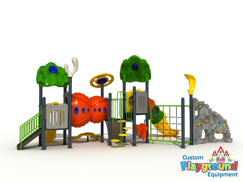 planet themed commercial playset multiple pieces commercial playground - Commercial Playground Equipment