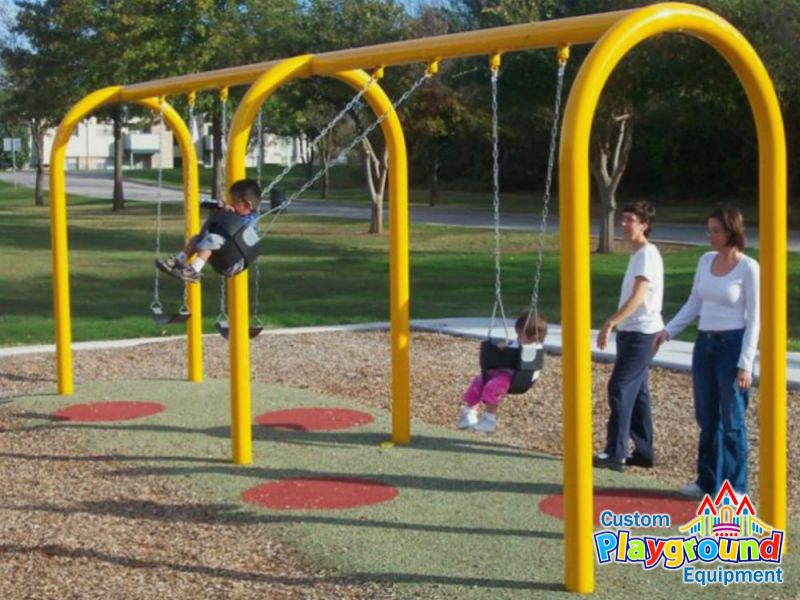 Swingset Beam Size Diy Swing Set 5 Ways To Make Your Own
