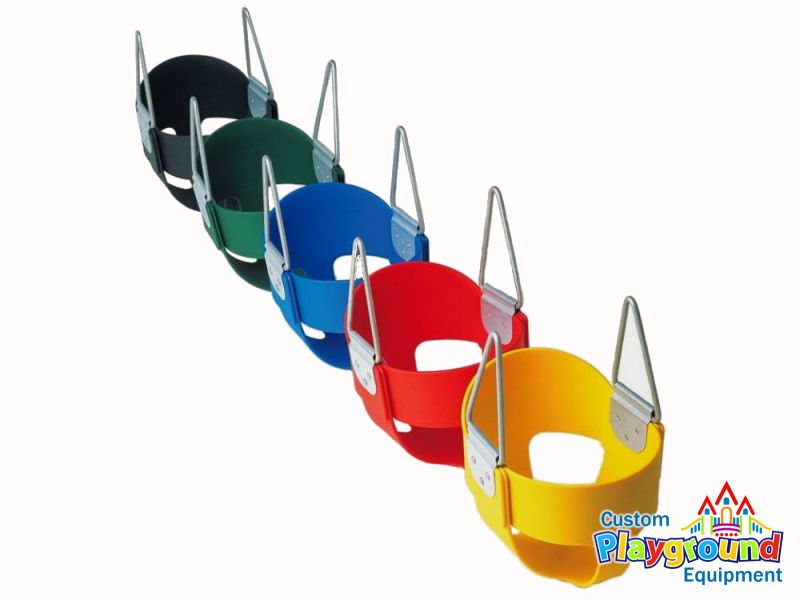 Commercial Toddler Swing Seat | Full Bucket Swing ...