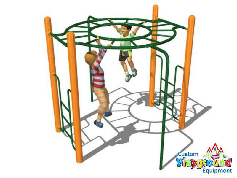 Monkey Bar Games Free Standing Monkey Bars