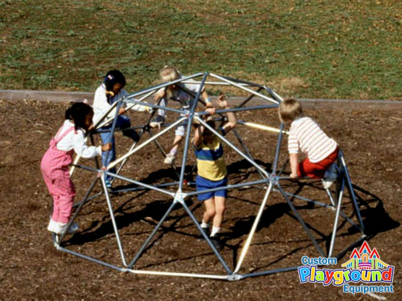 Lovely Metal Dome Jungle Gym