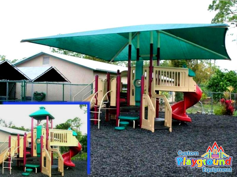 Free quotes for custom playground sun shades for Sun shade structures