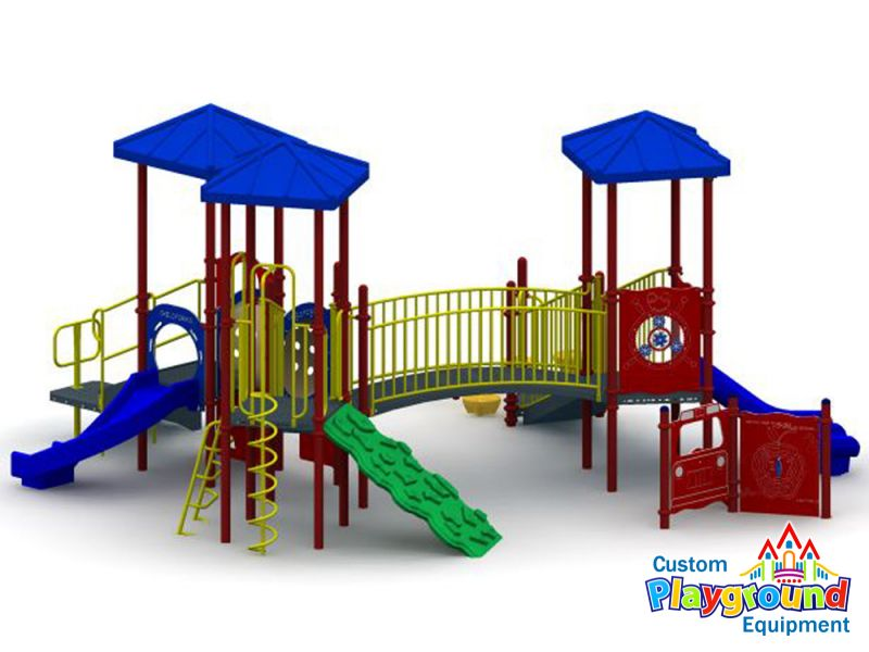 Toddler Play Structure For Little Ones