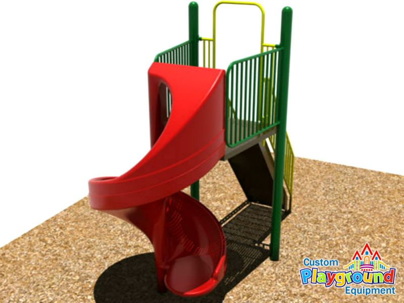 24 foot playground slide