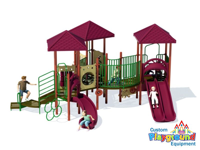 Toddler Play Structure What Fun