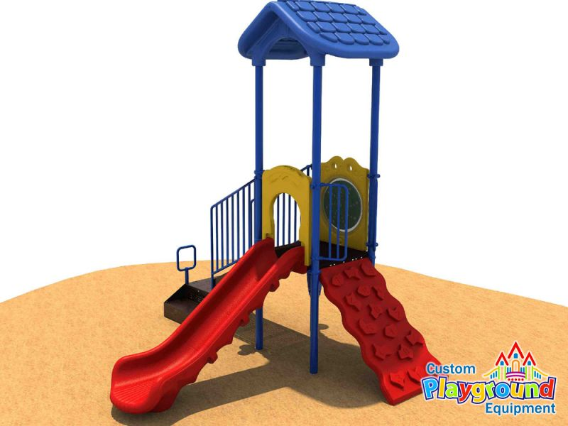 Toddler Pre K Playscape For Kids