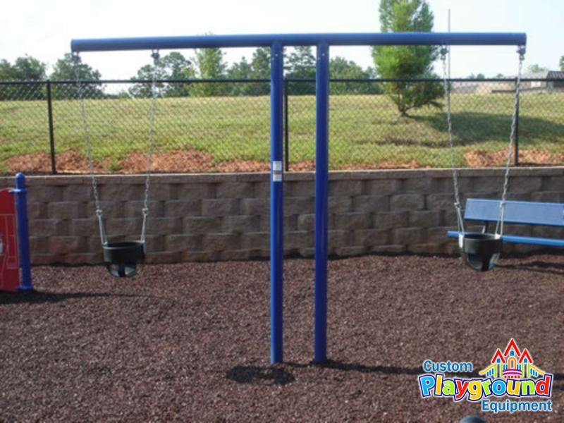 Toddler Swing Set T Swing Outdoor Baby Swing